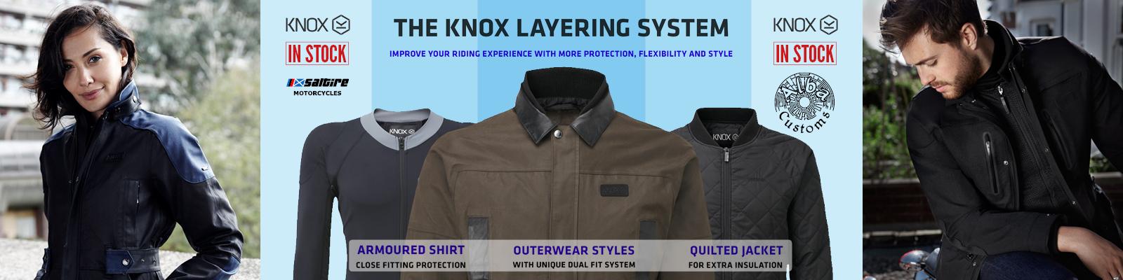 Knox Layering System