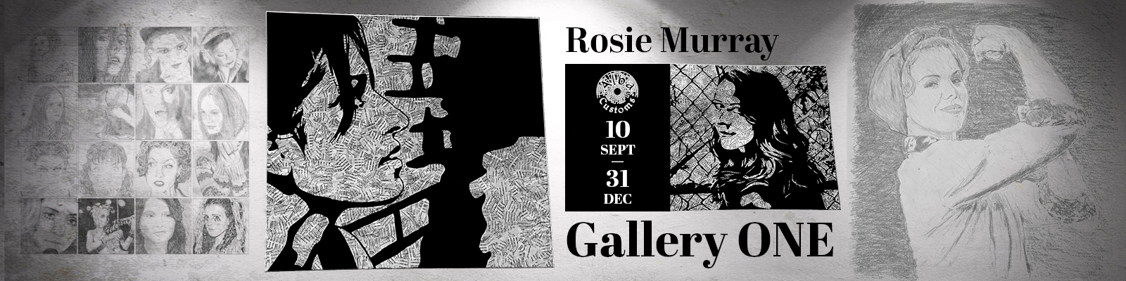 Rosie Murray exhibition slide