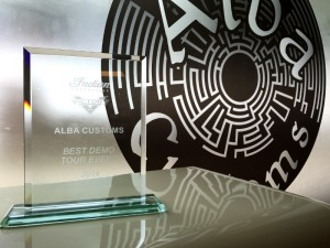 Alba Customs - Best Demo Tour Event 2014