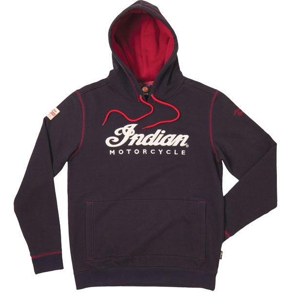 Indian Motorcycle Hoodie - Warbonnet