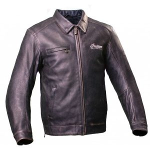 Indian Motorcycle Classic Leather Jacket