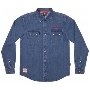Indian Motorcycle Denim Shirt