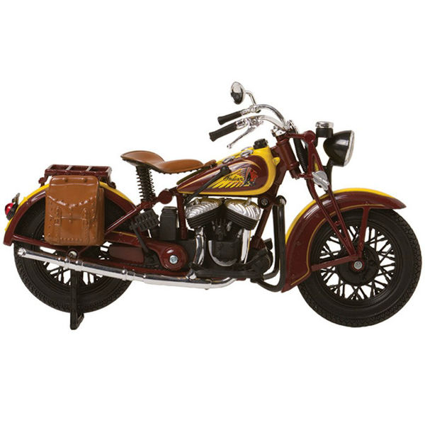 Indian Sport Scout 1:12 Scale Model Motorcycle