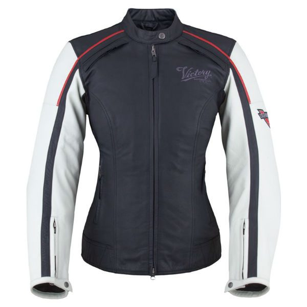 Victory Motorcycles Ladies Cascade Leather Jacket