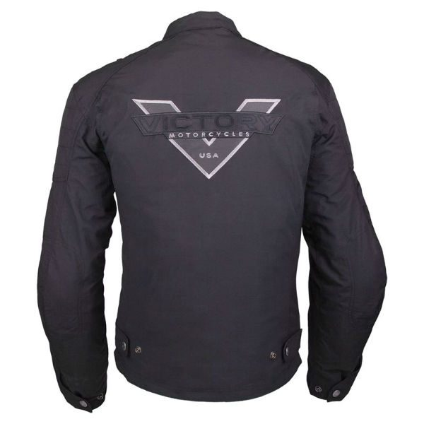 Victory Motorcycles Valor Jacket Back