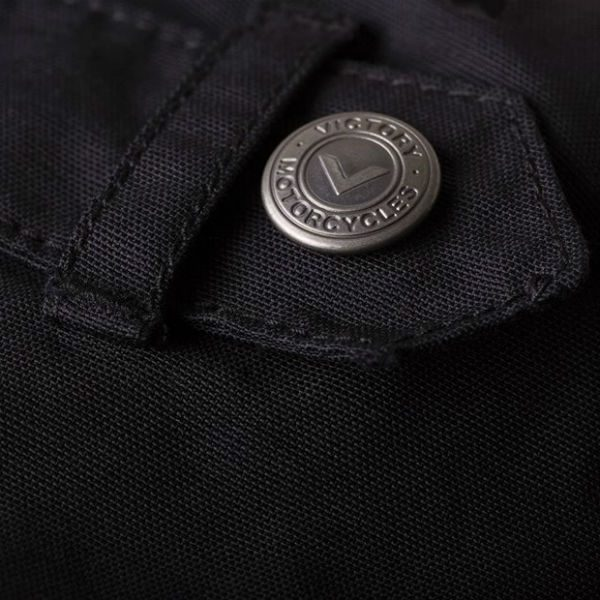 Victory Motorcycles Valor Jacket Detail