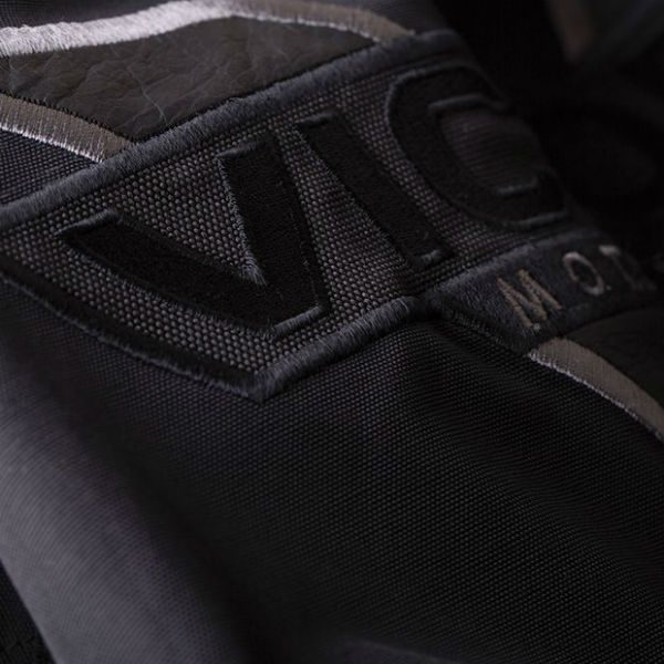 Victory Motorcycles Valor Jacket Stitching