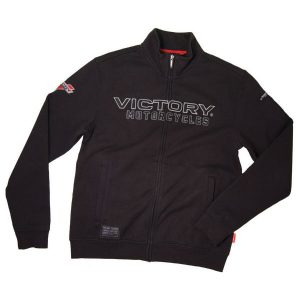 Victory Motorcycles Zip Thru 1 Sweatshirt