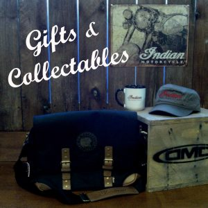 Indian Motorcycle Gifts and Collectables at Alba Customs