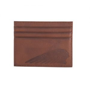 Indian Motorcycle Credit Card Holder Clip Wallet