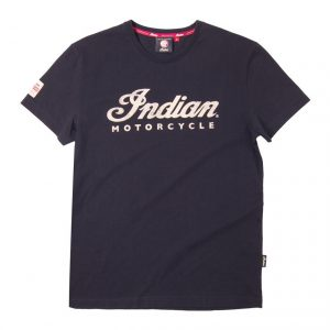 Indian Motorcycle Ecru Logo T-Shirt