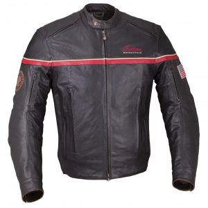 Indian Motorcycle Freeway Leather Jacket