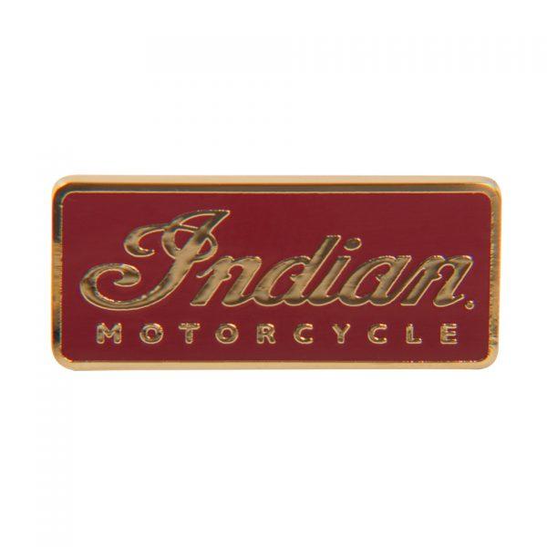 Indian Motorcycle Logo Pin Badge