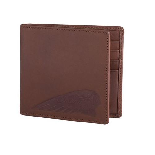 Indian Motorcycle Slim Clip Wallet