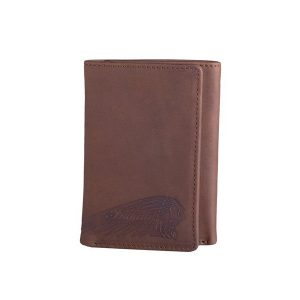 Indian Motorcycle Tri-Fold Wallet