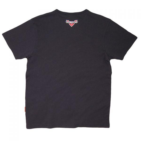 Victory Motorcycles Logo T-Shirt Back