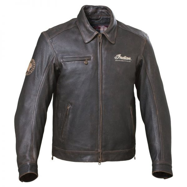 Indian Motorcycle Classic 2 Leather Jacket