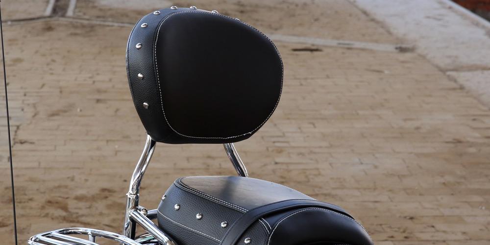 2016 Chieftain Dark Horse Quick Release Passenger Backrest