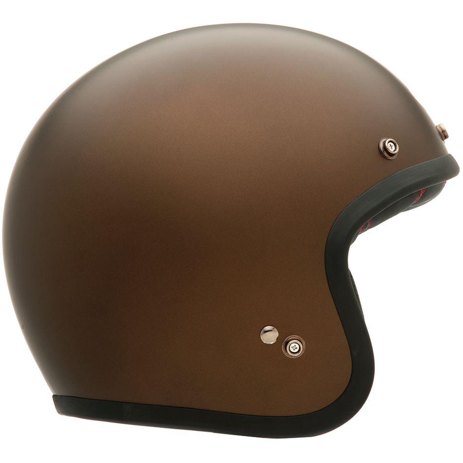 Custom 500 Matte Metallic Brown