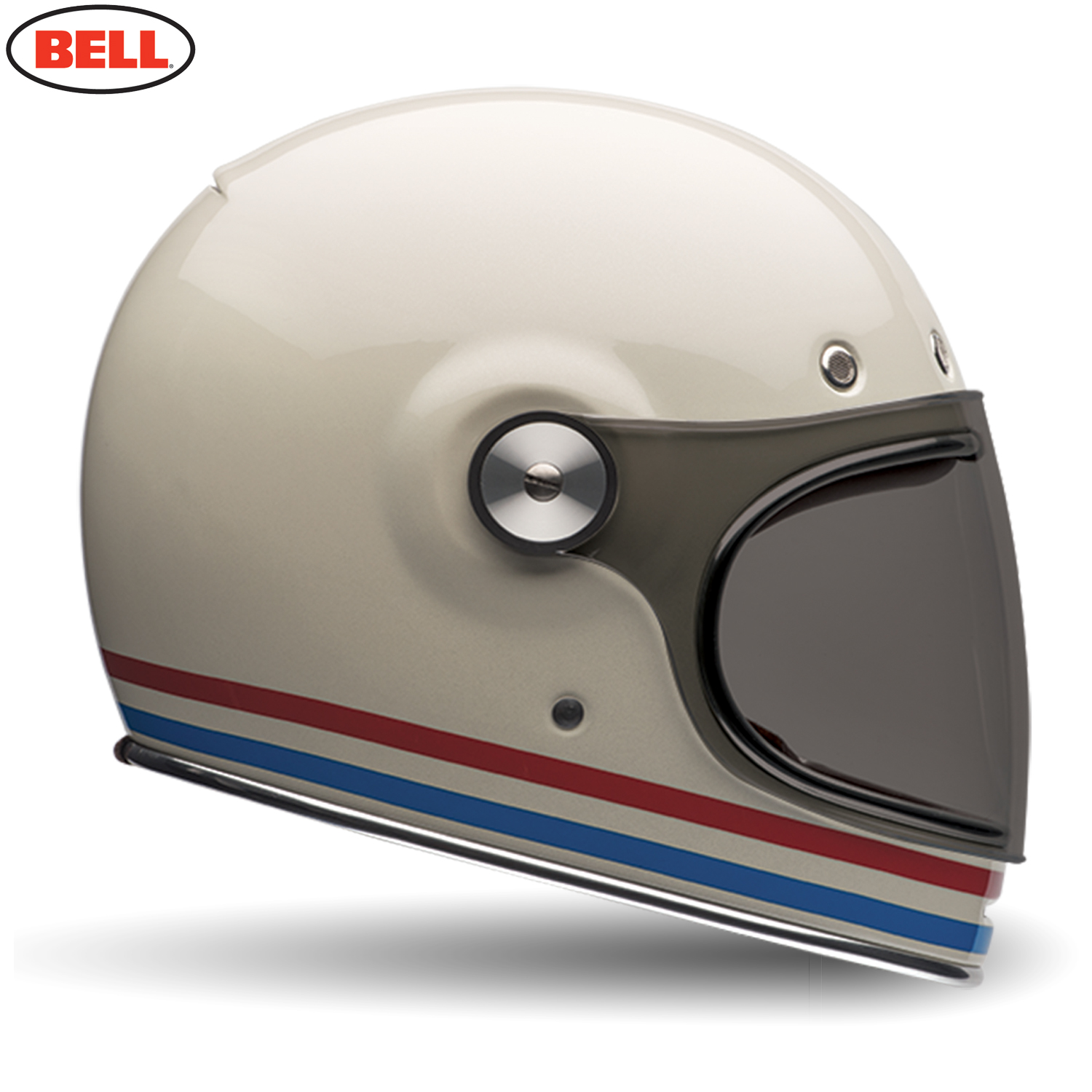 Bullitt Stripes Vintage White