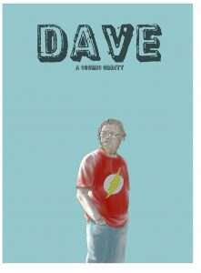 Dave a cosmic oddity 1st image