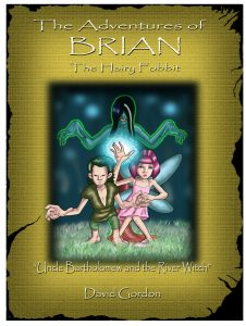 The advetures of Brian the hary fairy