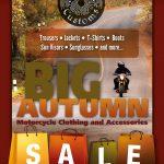 2016 Autumn Sale