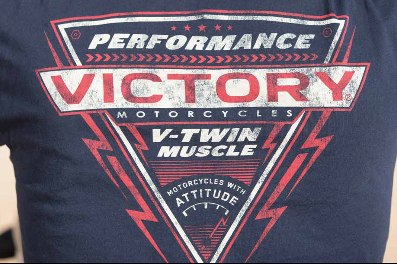 Victory new streetwear has a theme of 'Victory Performance'