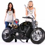 Thug - Indian Motorcycle Project Scout. Build a Legend. Motorcycle Live 2016