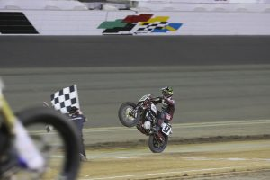1st and 2nd for Indian Motorcycle Racing on the FTR750 at the season opener of the American Flat Track