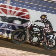 Indian Motorcycle Racing makes it three in a row with Bryan Smith's win at Charlotte Half-Mile