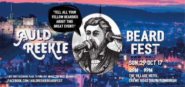Auld Reekie Beardfest