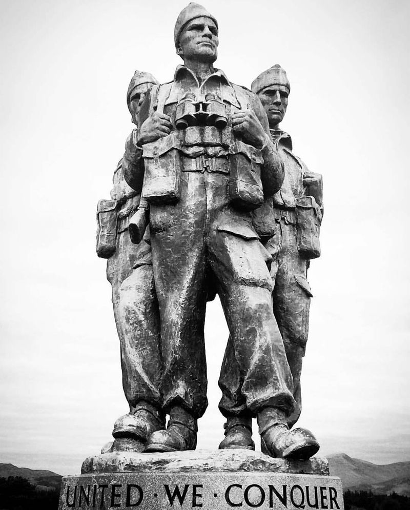 Commando Memorial Spean Bridge