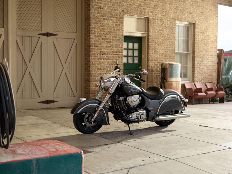 2018 Indian Motorcycles lineup - Chief