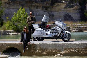 2018 Indian Motorcycles lineup - Roadmaster