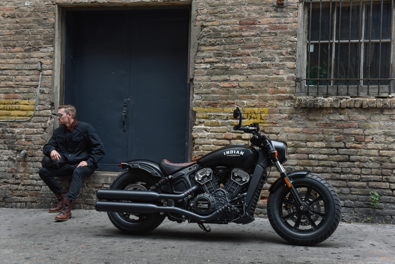 Indian Motorcycle announces Scout Bobber for MY18