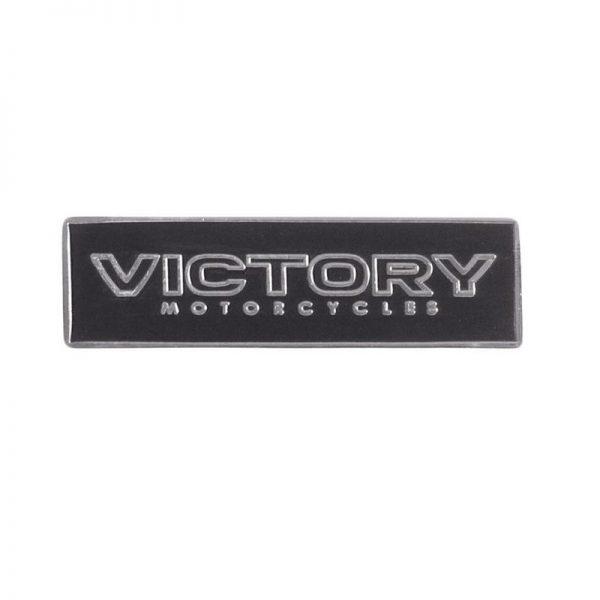 Victory Logo Pin