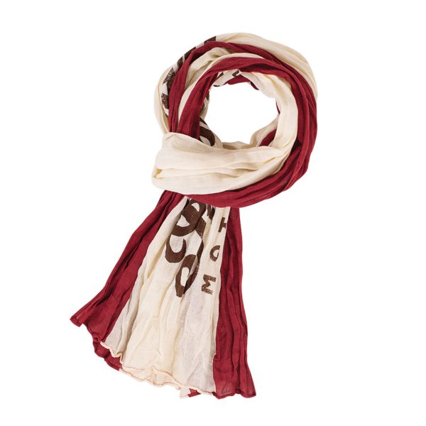 Indian Cotton Linen Scarf