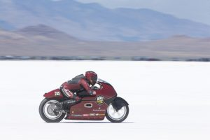 Indian Motorcycle celebrates Burt Munro's legacy