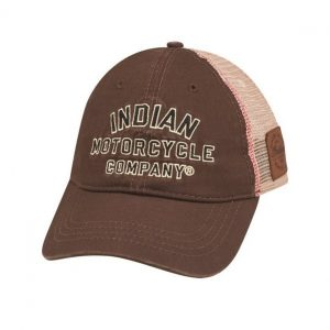 Indian Motorcycle IMC Trucker Hat
