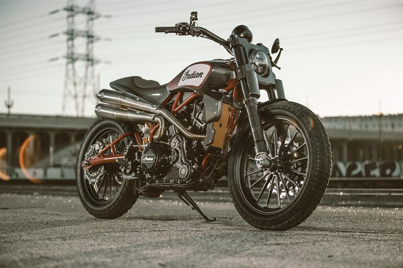 Scout FTR1200 Custom
