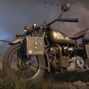 Indian Scout features in the new Call Of Duty – WWII game