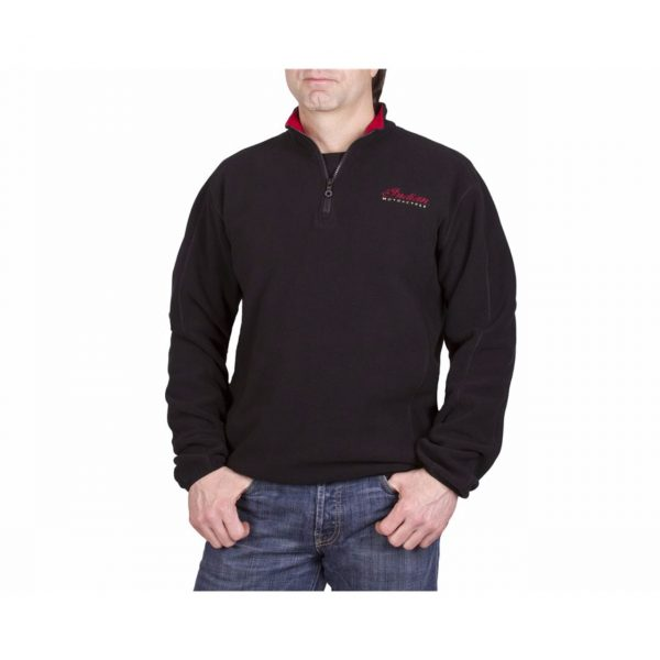 INDIAN_MEN'S_QUARTER_ZIP_FLEECE_BLACK_2