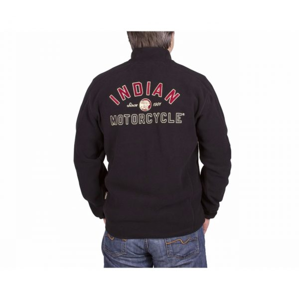 INDIAN_MEN'S_QUARTER_ZIP_FLEECE_BLACK_3