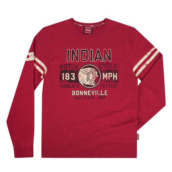 Indian Motorcycle 183mph LS Tee
