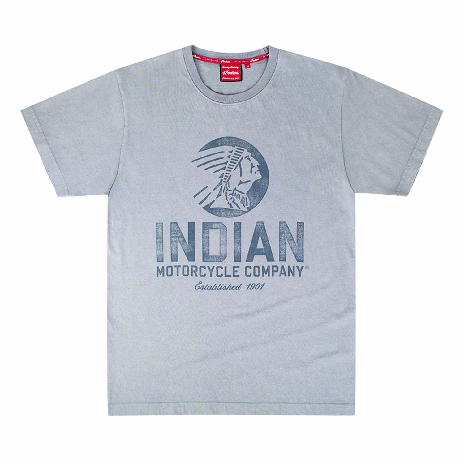 Indian Motorcycle IMC Circle Icon Tee