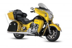 2018 Indian Roadmaster Icon Paint Series Limited Edition
