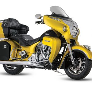 Icon Paint Series: Order your Indian Scout or Roadmaster in five exclusive colours