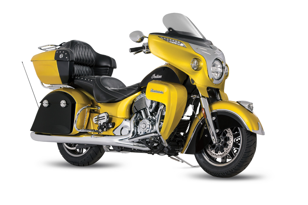 Five Custom Exclusive Colours For Indian Scout Or Roadmaster