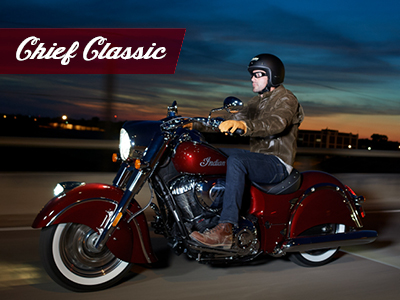 2018 indian range tiles Chief Classic